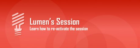 How to enable session in Lumen 5.4