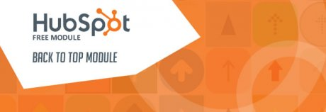 Free Hubspot Back2Top Module