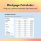 Hubspot Mortgage Calculator